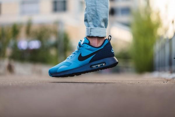 Nike Air Max Tavas - Stratus Blue/Black-Obsidian 3