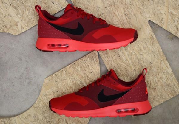 "Nike Air Max Tavas ""University Red"" 3"