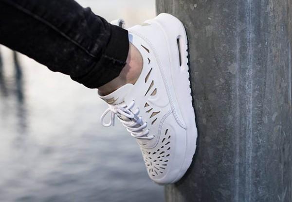 Nike Air Max Thea Joli - White / Grey Mist 2