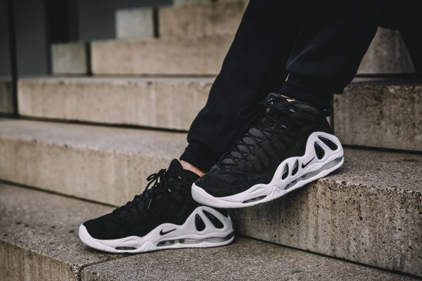Nike Air Max Uptempo 97 - Black/White 2