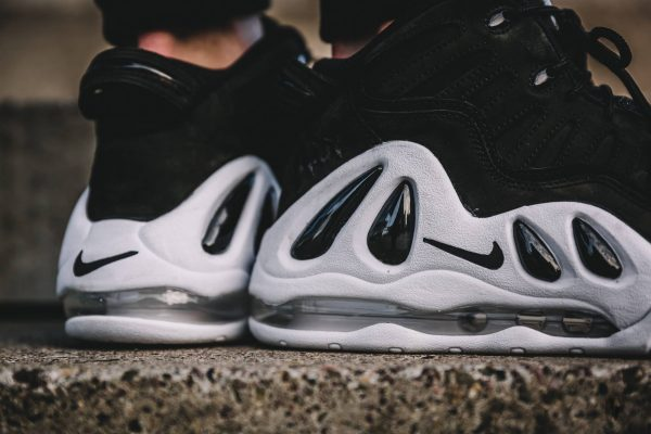 Nike Air Max Uptempo 97 - Black/White 3