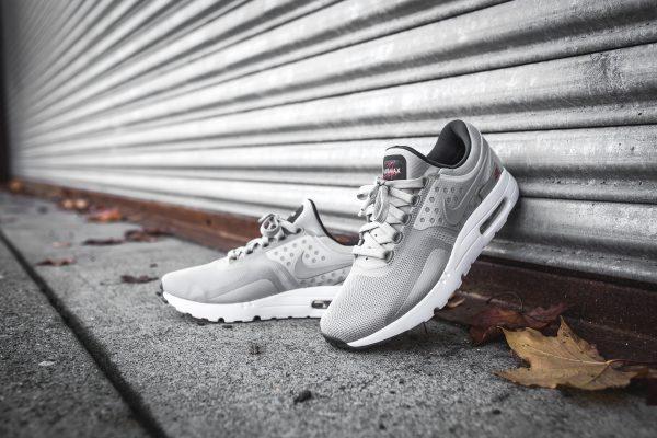 Nike Air Max Zero – Metallic Silver 3