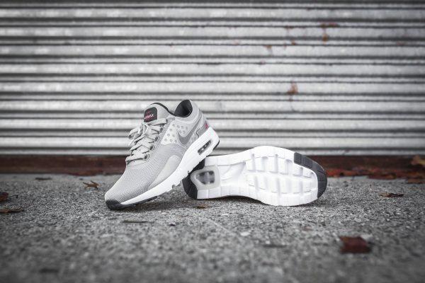 Nike Air Max Zero – Metallic Silver 5