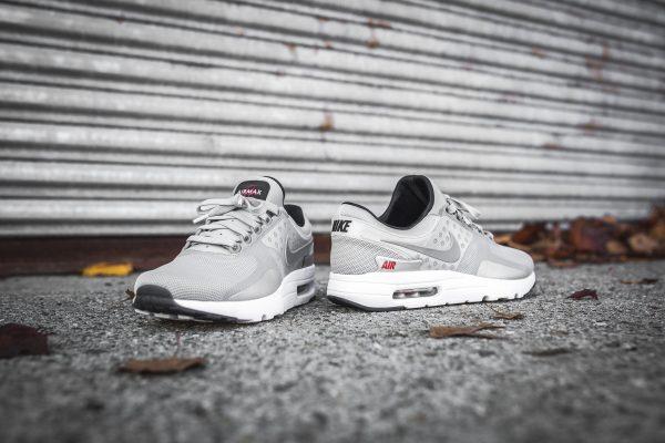 Nike Air Max Zero – Metallic Silver 6