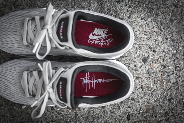 Nike Air Max Zero – Metallic Silver 7