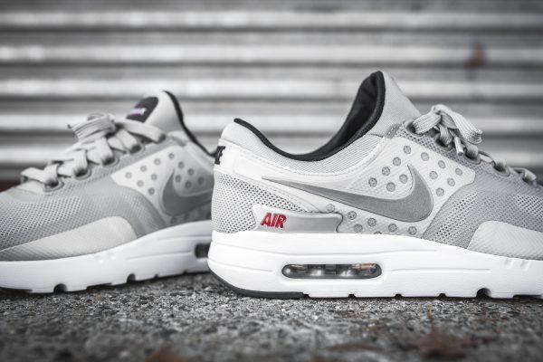 Nike Air Max Zero – Metallic Silver 8