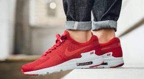 Nike Air Max Zero Premium – Gym Red