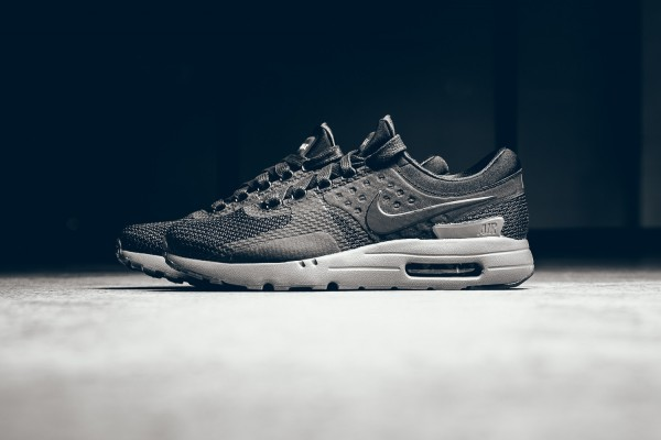 Nike Air Max Zero QS - Black/Dark Grey 2