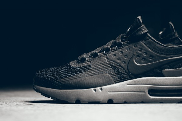 Nike Air Max Zero QS - Black/Dark Grey 3