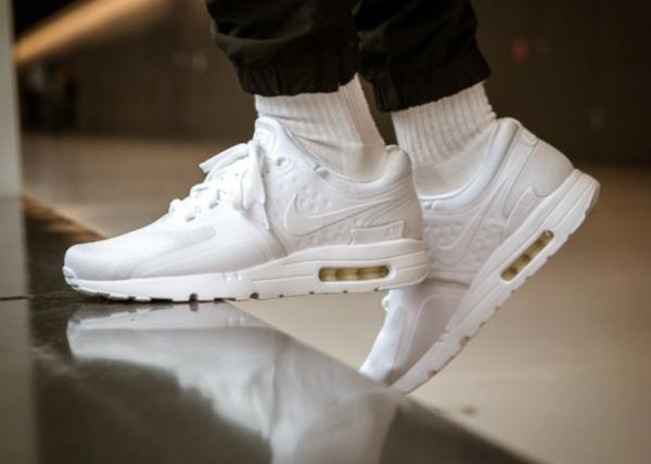 Nike Air Max Zero - White 2
