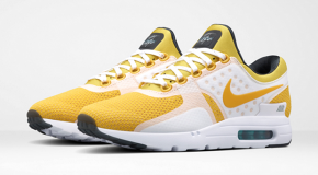 Nike Air Max Zero – White/Yellow