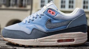 Nike WMNS Air Max 1 – Light Armory Blue/Armory Slate-Atomic Pink