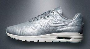 Nike WMNS Air Max 1 Ultra Premium Jacquard – Metallic Silver