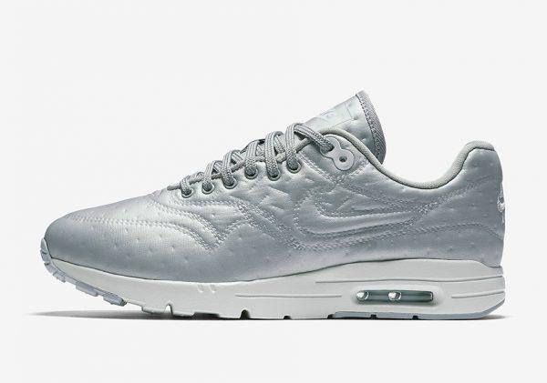 Nike WMNS Air Max 1 Ultra Premium Jacquard - Metallic Silver 3