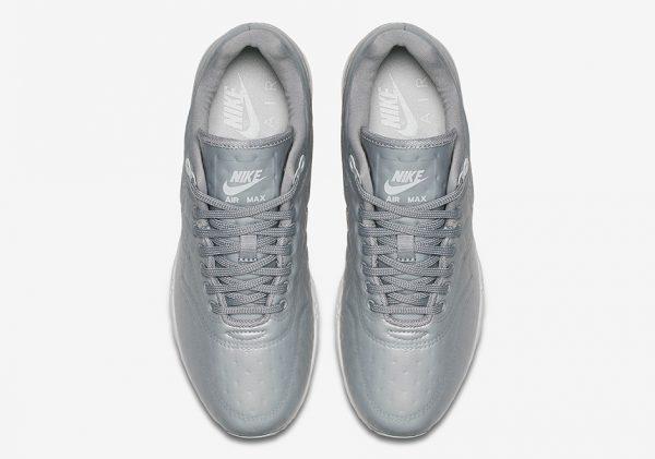 Nike WMNS Air Max 1 Ultra Premium Jacquard - Metallic Silver 5