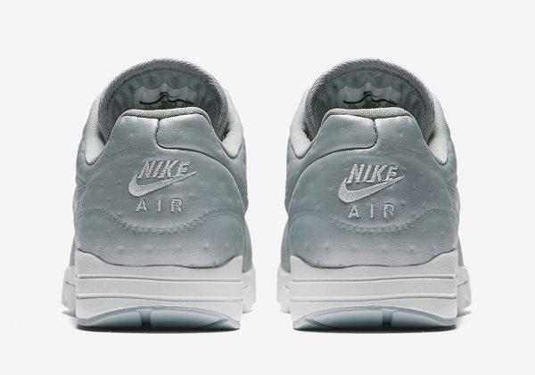 Nike WMNS Air Max 1 Ultra Premium Jacquard - Metallic Silver 6