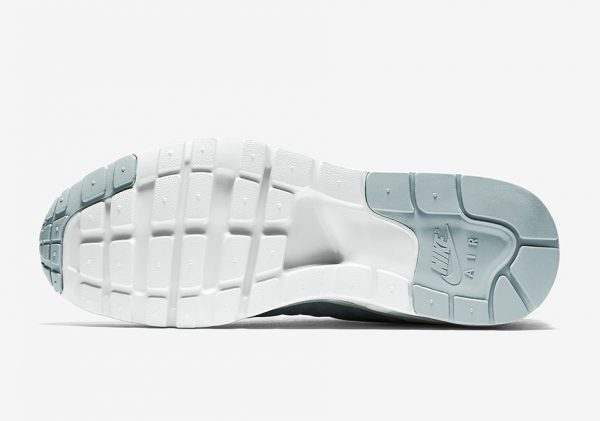 Nike WMNS Air Max 1 Ultra Premium Jacquard - Metallic Silver 7