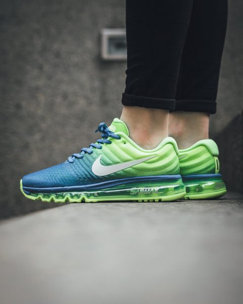 Nike WMNS Air Max 2017 - Polar/White-Ghost Green 2