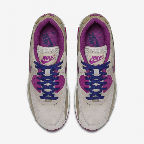 """Nike WMNS Air Max 90 """"Lilac"""" 3"""