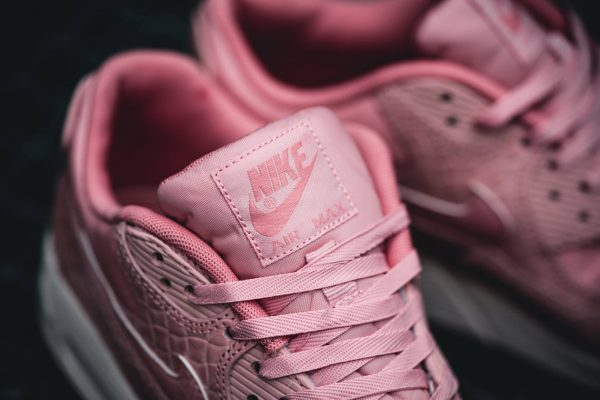 Nike WMNS Air Max 90 Premium - Pink Glaze 3