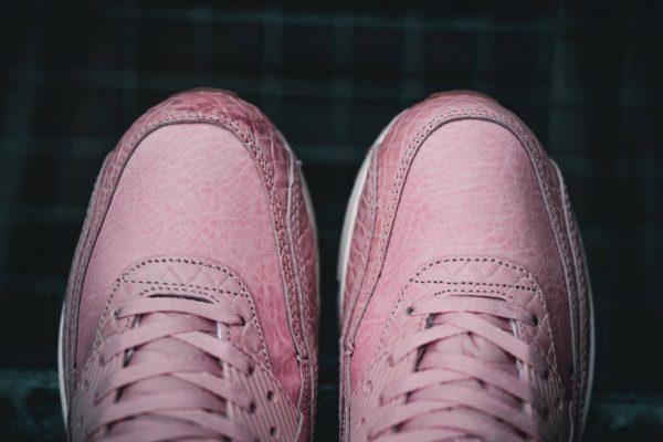 Nike WMNS Air Max 90 Premium - Pink Glaze 4