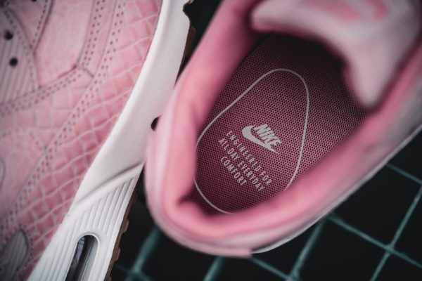 Nike WMNS Air Max 90 Premium - Pink Glaze 5