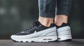 Nike WMNS Air Max BW Ultra – Black/Pure Platinum-White
