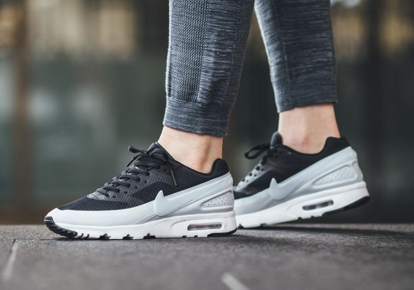 Nike WMNS Air Max BW Ultra - Black/Pure Platinum-White 3