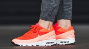 Nike WMNS Air Max BW Ultra – Bright Crimson/Atomic Pink-White-Black