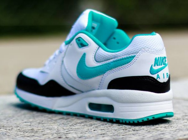 Nike WMNS Air Max Light – White / Dusty Cactus – Black 5