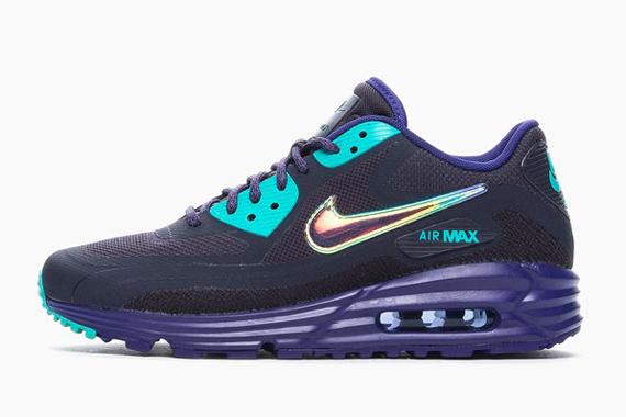 "Nike WMNS Air Max Lunar 90 ""Iridescent Swoosh"" 2"