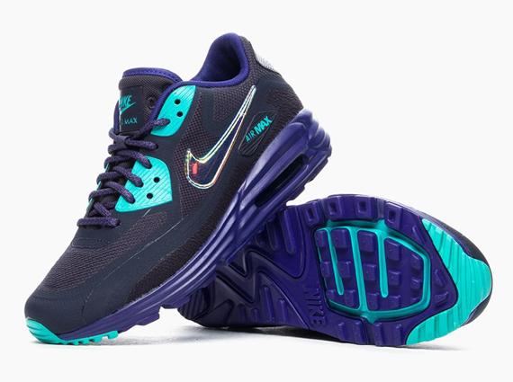 "Nike WMNS Air Max Lunar 90 ""Iridescent Swoosh"" 3"