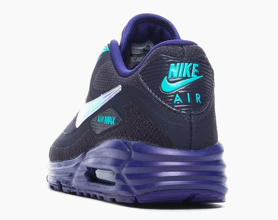 "Nike WMNS Air Max Lunar 90 ""Iridescent Swoosh"" 4"