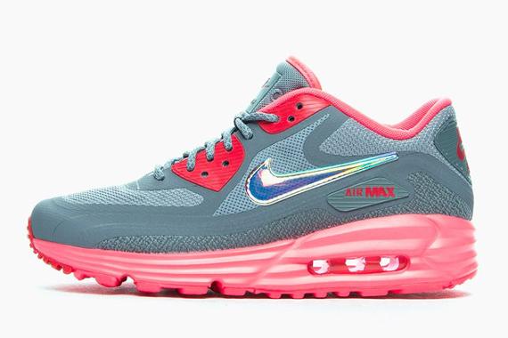 "Nike WMNS Air Max Lunar 90 ""Iridescent Swoosh"" 5"