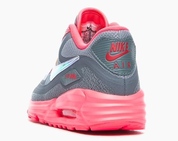 "Nike WMNS Air Max Lunar 90 ""Iridescent Swoosh"" 7"