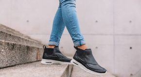 Nike WMNS Air Max Thea Mid – Black/Sail-Reflect Silver
