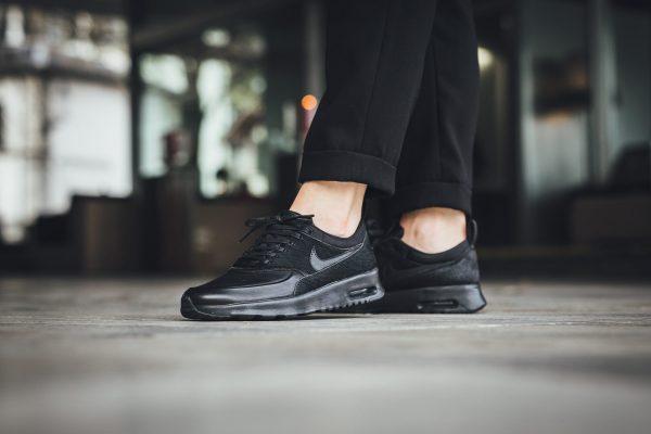 Nike WMNS Air Max Thea Premium - Black 2