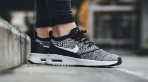 Nike WMNS Air Max Thea Ultra Flyknit – Black/White