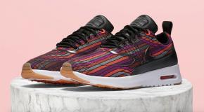 Nike WMNS Air Max Thea Ultra Jacquard Premium – Black/Brown Gum