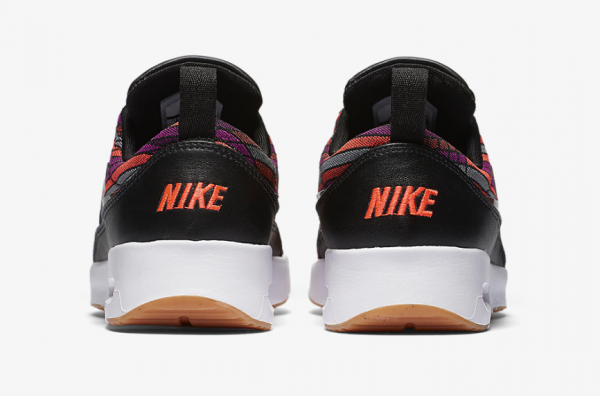 Nike WMNS Air Max Thea Ultra Jacquard Premium - Black/Brown Gum 5