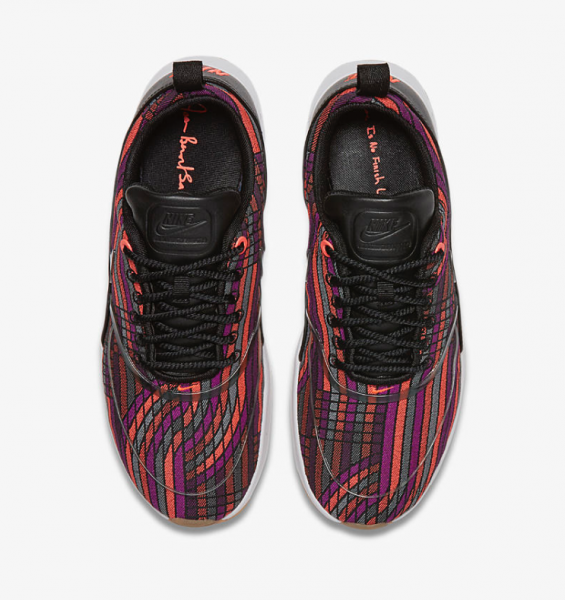 Nike WMNS Air Max Thea Ultra Jacquard Premium - Black/Brown Gum 6
