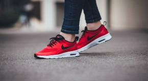 Nike WMNS Air Max Thea – University Red/Black-White