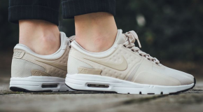 Nike WMNS Air Max Zero – Light Orewood Brown/Oatmeal-White-Black