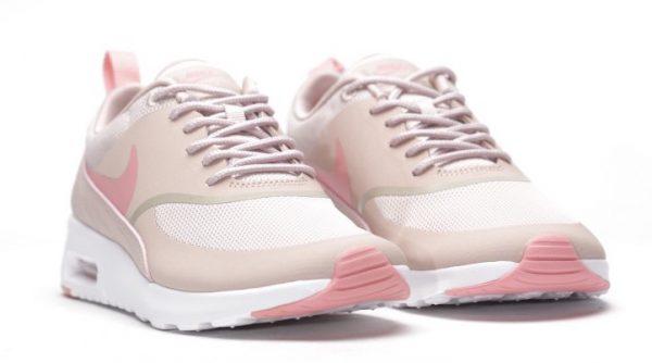 Nike WMNS Air MaxThea - Pink Oxford 3