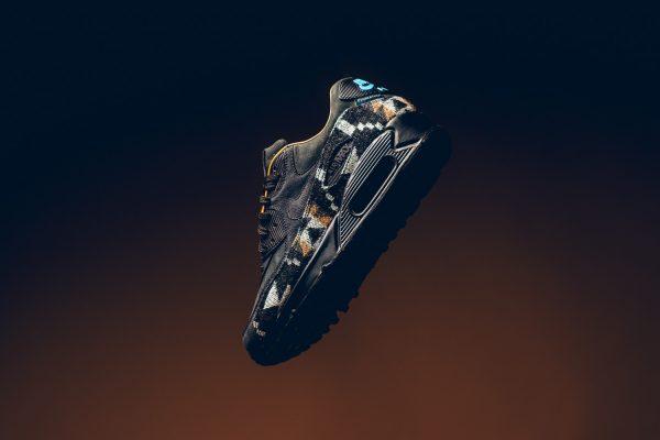 Pendleton x Nike Air Max 90 1