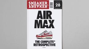 Airmaxtravaganza – Sneaker Freaker Issue 28
