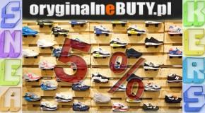 5% rabatu na wszystkie buty na Oryginalnebuty.pl!!!