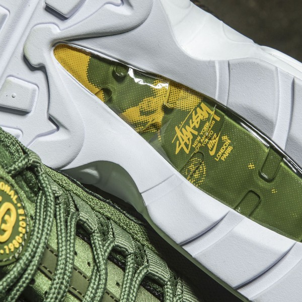 Stussy x Nike Air Max 95 Collection 45
