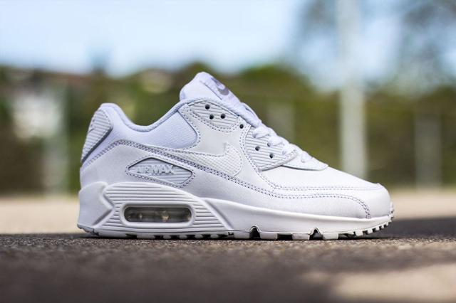 air max 90s white