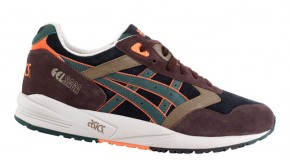 ASICS GEL SAGA – JUNGLE ORANGE